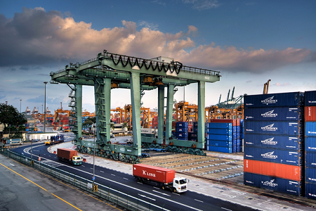 Cảng Singapore - Port of Singapore Authority.
